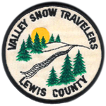 Valley Snow Travelers