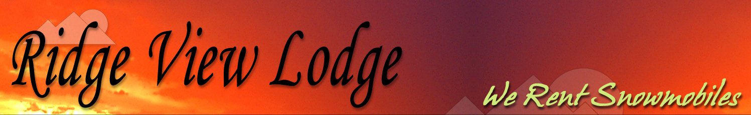Ridge View Lodge Lowville NY